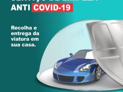 Automark-Clean: Serviço de limpeza anti COVID-19 para as suas viaturas