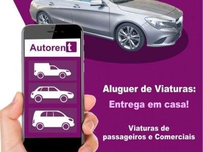 Autorent: Aluguer de Viaturas: Entrega em casa! Veiculos ligeiro de passageiros e Comerciais.